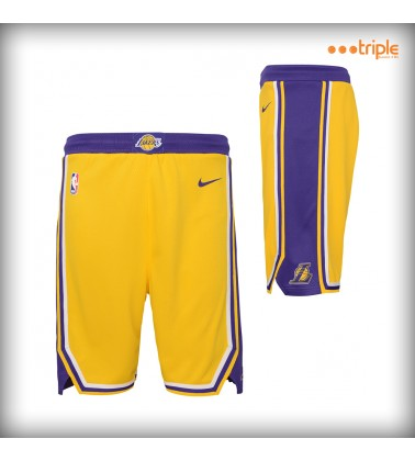 SWINGMAN ICON SHORT LAKERS KID
